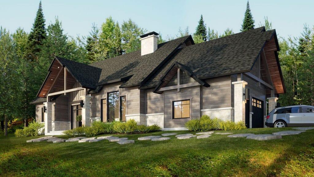 Le Norden | Projet immobilier à St-Sauveur | Maison d'inspiration | Le Avila