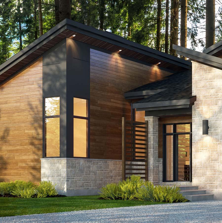Le Norden | Projet immobilier à St-Sauveur | Maison Le Mont-Blanc