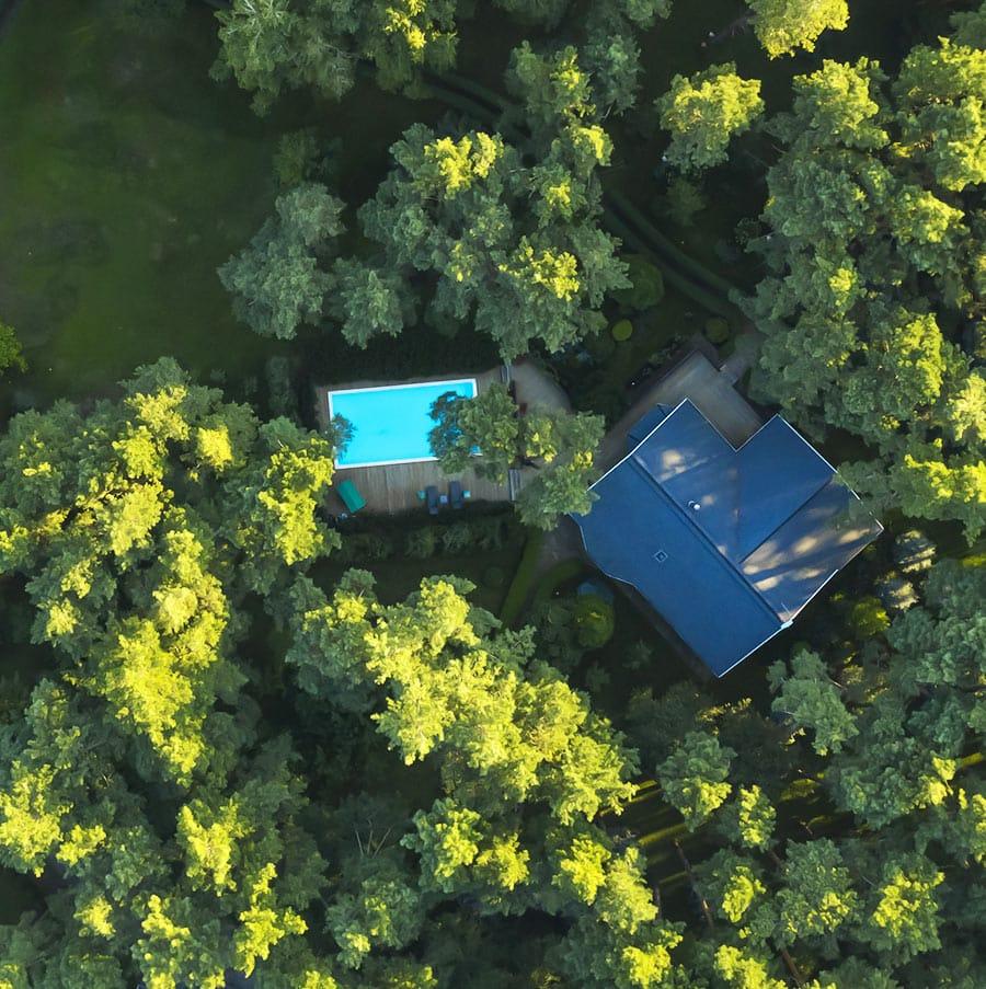 Le Norden | Projet immobilier à St-Sauveur | Terrains boisés